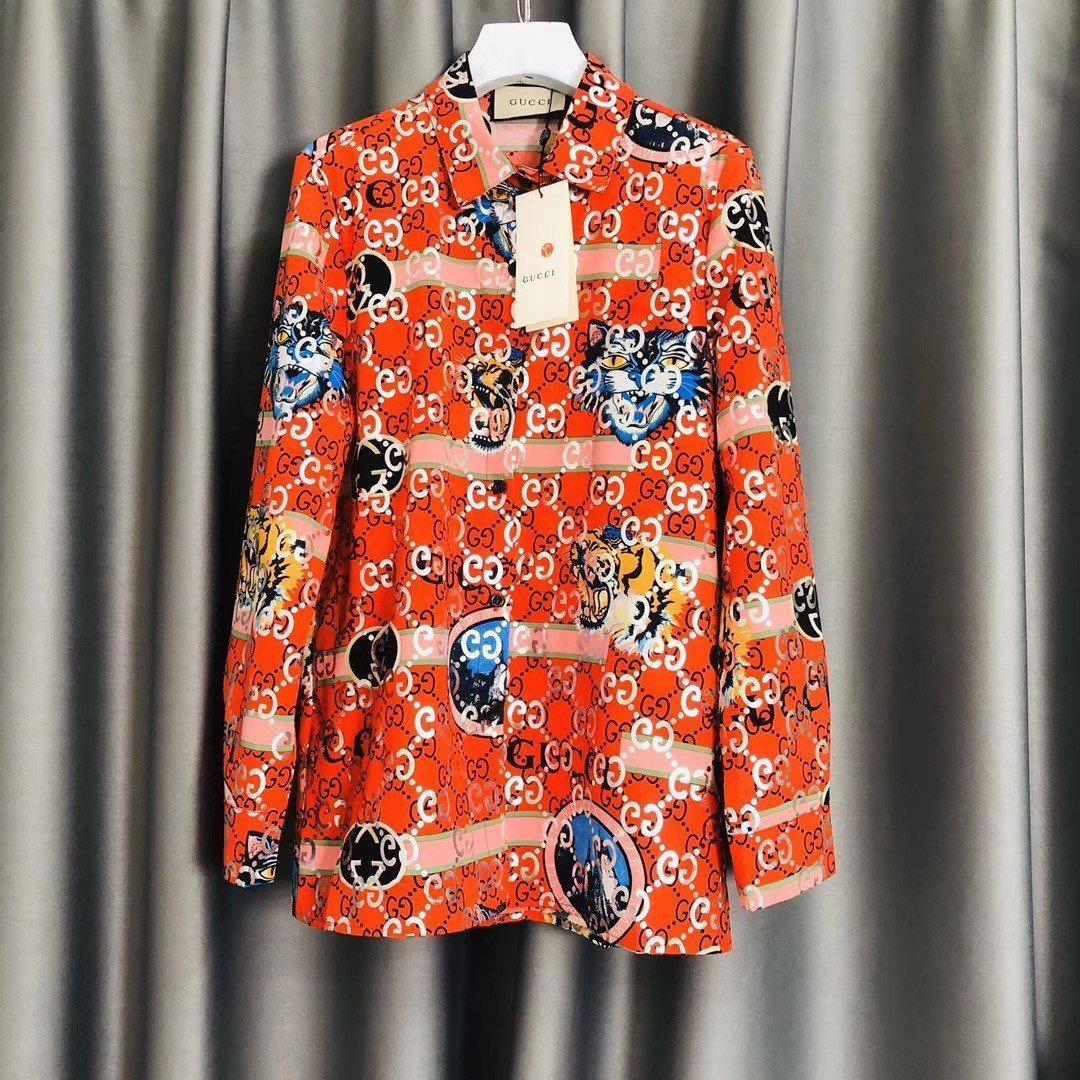 2020 femmes de haute qualité chemise printemps et en été la mode affaires chemise à manches longues occasionnels K9MH de vêtements confortables