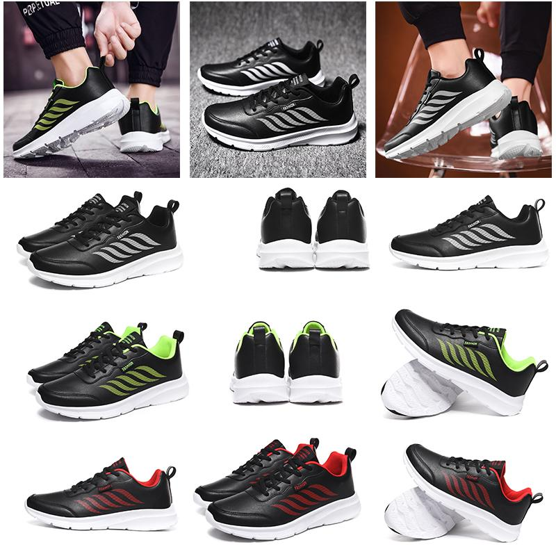 new men women luxury running shoes black red green white gym athletic breathable trainers sports sneakers 39-45