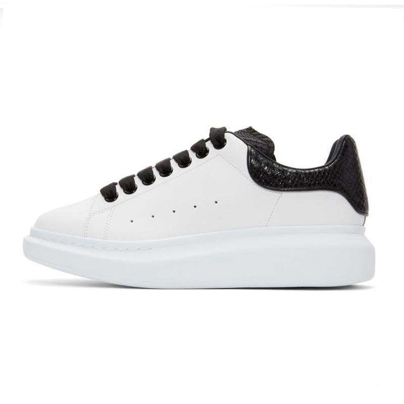 TOP Casual Shoes Women Men Sneakers Oxford Leather run Shoes for Men fashion Shoe Trendy Platform man Trainers Designer sneakers Shoes 36-45