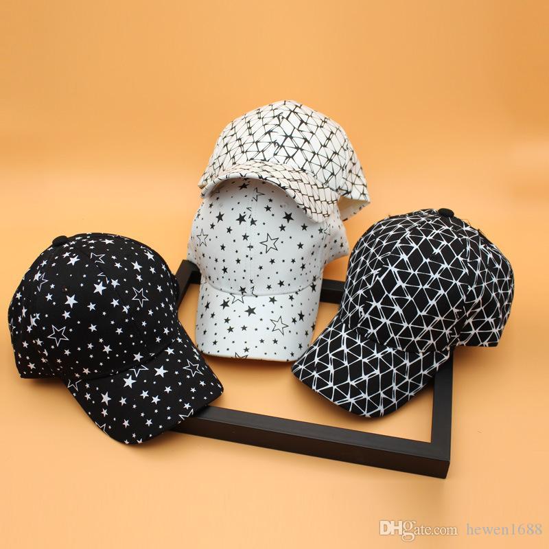 progettista dei cappelli degli uomini casual Berretto da baseball Cotone Moda Uomo berretti da baseball progettista cappelli cappelli donne unisex di snapback