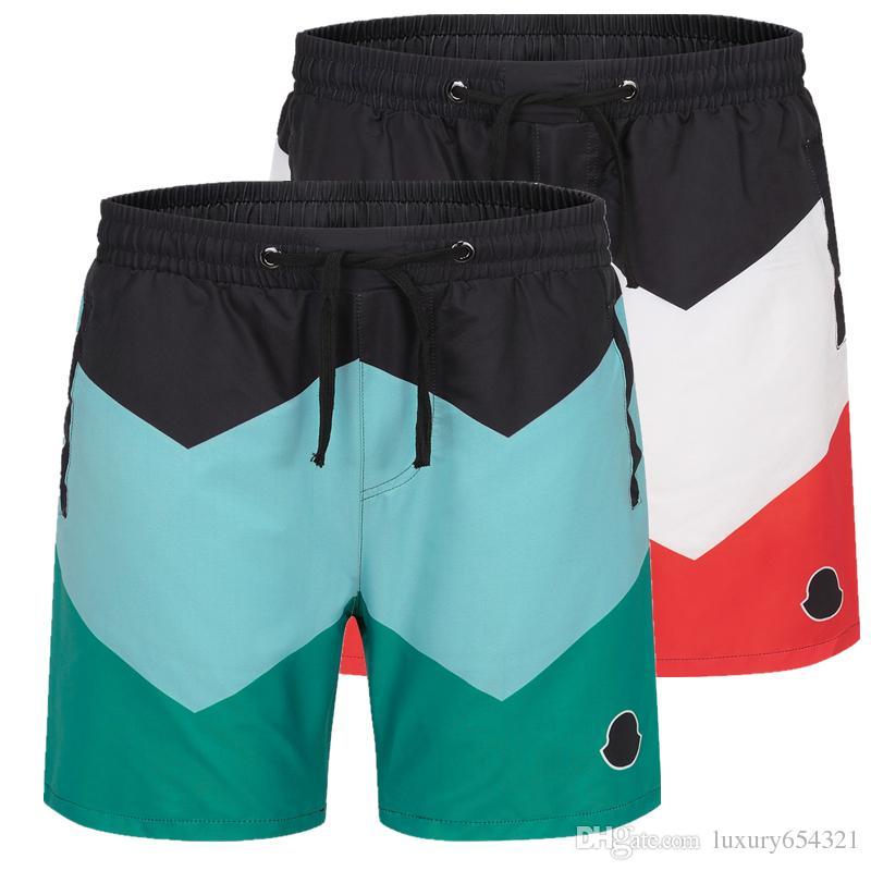 Men Swimming Board Shorts Swim Shorts Trunks Swimwear Beach Summer Trouser M~3XL