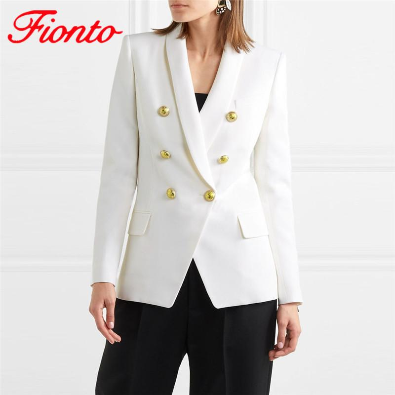 2020 Spring New Casual Women's Small Suit Fashion Long Sleeve Slim Solid Color Suit Jacket Office Lady Outerwear Rivets Blazer
