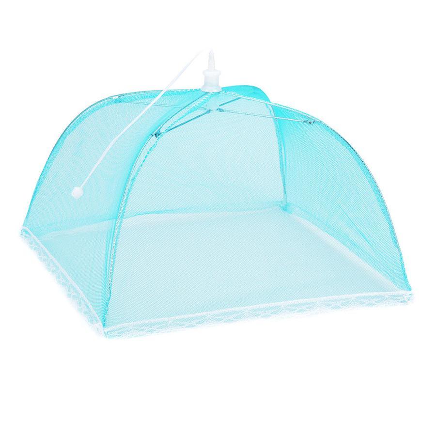يطفو على السطح شبكة غطاء الشاشة الغذاء حمايه خيمة الغذاء الغطاء قبة صافي مظلة نزهة الغذاء حامي OOA8055