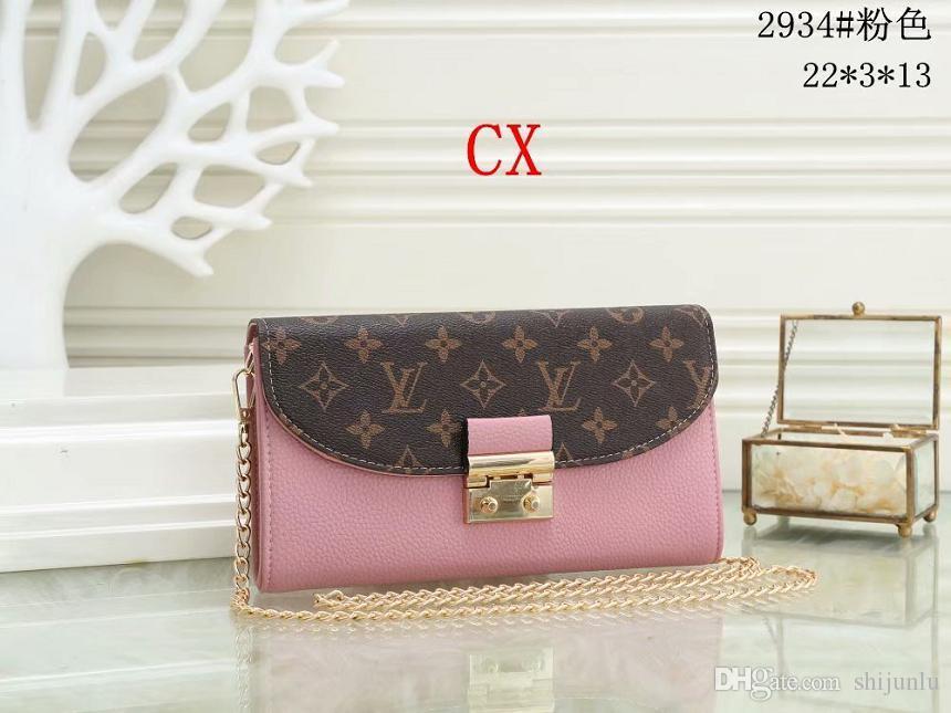 Borse a tracolla Womans nuova sella Borsa borsa di cuoio reale Oblique Designers Crossbody Messenger Borse Portafoglio borse cristiane borsa B28 delle donne