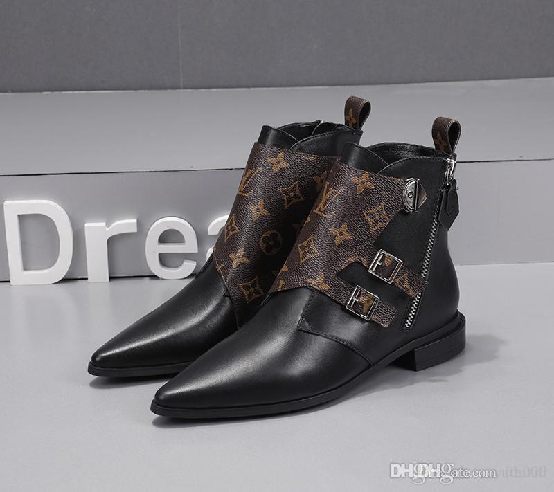 التمهيد A8 تصميم نساء العلامة التجارية الفاخرة أزياء أحذية الثلاثي الأصفر جلد الركبة أحذية النسائية الفخذ العليا جورب أحذية عارضة مع صندوق