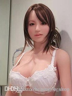 Sexy boneca real tamanho realista silicone bonecas sexuais para homens realista vagina amor japonês boneca adulto produto sexe brinquedos