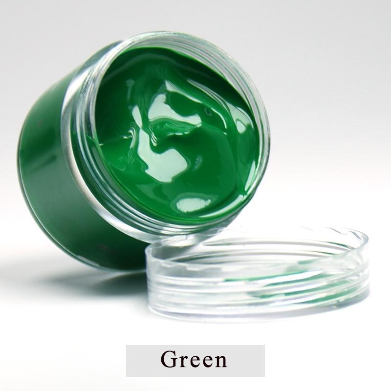 Yeşil Deri Boya Deri Giyim 30ml Vinil Bakım Restorasyon Tamamlayıcı Renk Değişimi Ayakkabı Diğer El To Paint Koltuk Torba Yapıştır