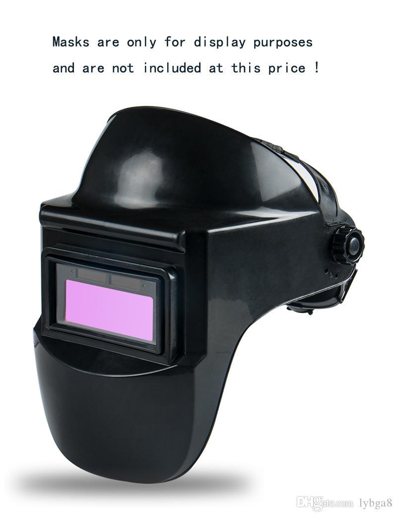 """4-1//4/"""" x 2/"""" Solar Auto Darkening Welding Helmet Lens Filter Shade 3-11"""