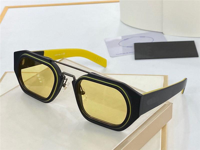 새로운 패션 디자인의 선글라스는 사각 풀 프레임 프레임 인기있는 스포츠 스타일의 UV400 보호 안경을 SPR01WS, 우수한 품질