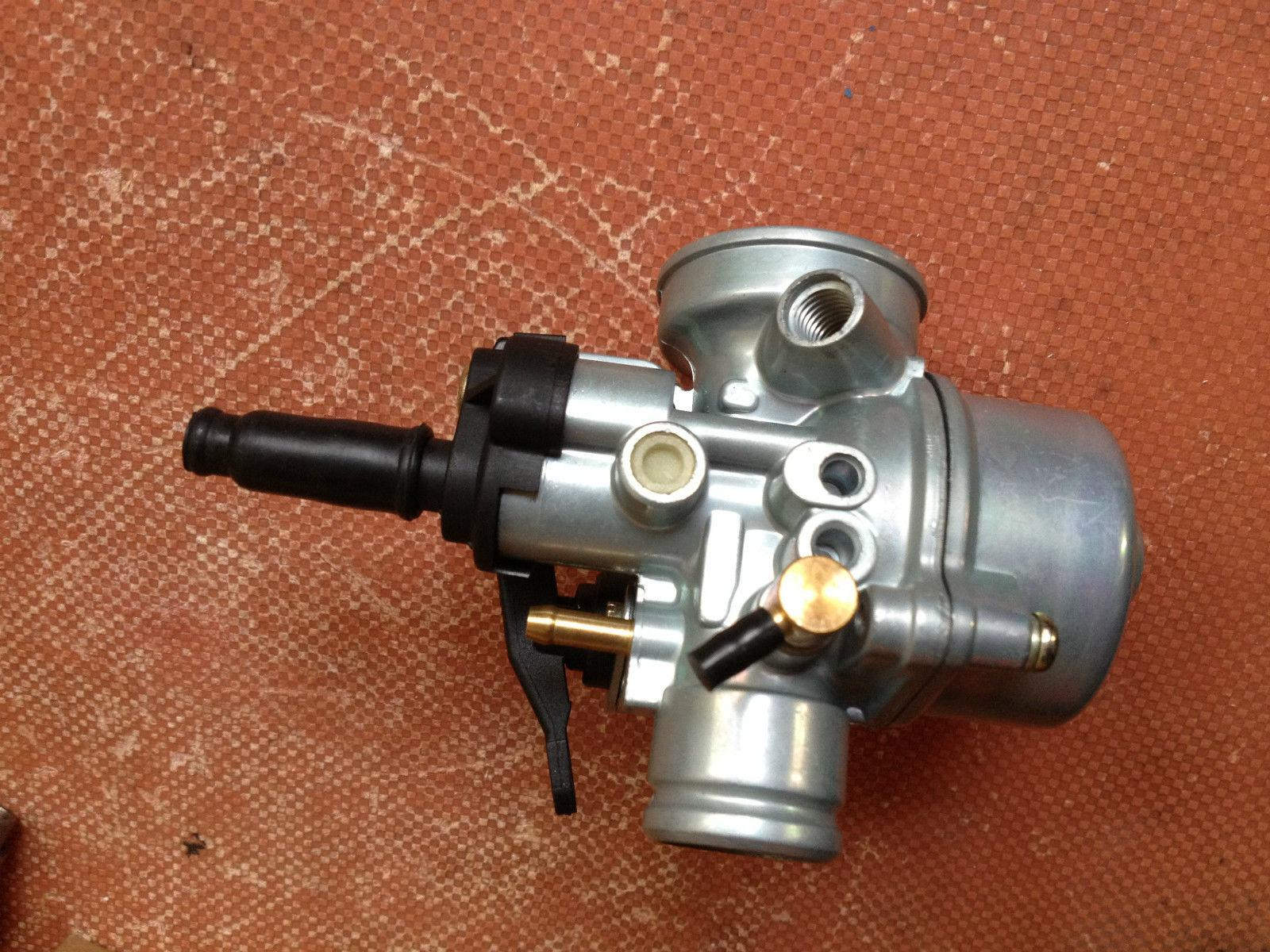 DELLORTO CHOKE kopyalanan Yeni OEM karbüratör PHVA17.5mm DS CARBURETOR TOMOS A55