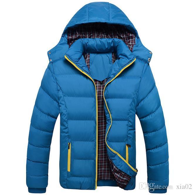 2019 Mens Designer Jackets Down Coats Luxury Winter Waterproof Brand Designer Jacket Womens Fashion Slim Coat Windbreaker Jackets Size S-7XL