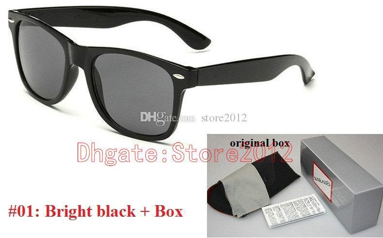 Sıcak satmak Kadın Ahşap Ve Doğa Horn Sunglasse Mens Sürüş Gölge Gözlük Gözlük Güneş Cam gözlükleri en çok satan