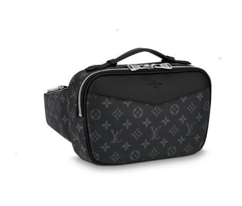 42906 BUMBAG M Men Messenger Bags Shoulder Belt Bag Totes Portfolio Briefcases Duffle Luggage