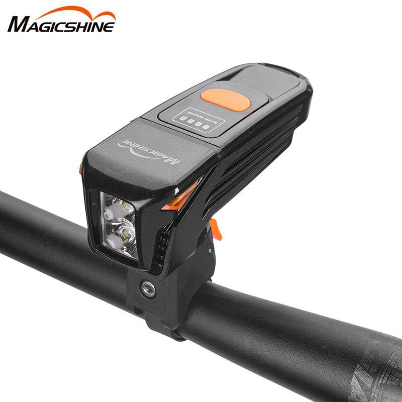 Magicshine Águila 900 recargable luz de la bicicleta de 900 lúmenes de la lámpara de bicicletas IPX5 bicicleta luz USB impermeable fo MTB o por carretera