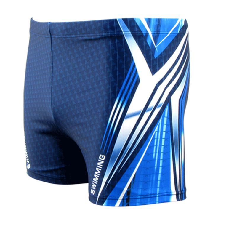 Hot Summer Swimwear Men Swimming Trunks Shorts for Men Swimsuit Beach Bathing Wear Long Boxer Brief Great