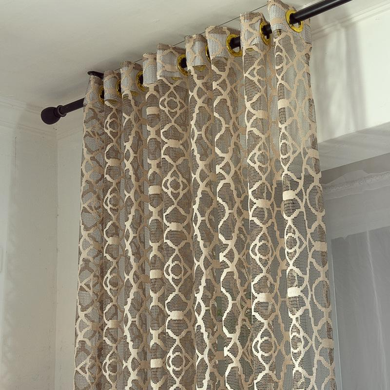 Acheter Rideaux Fl Net Tissu Mode, Tuesday Morning Curtains And Rods