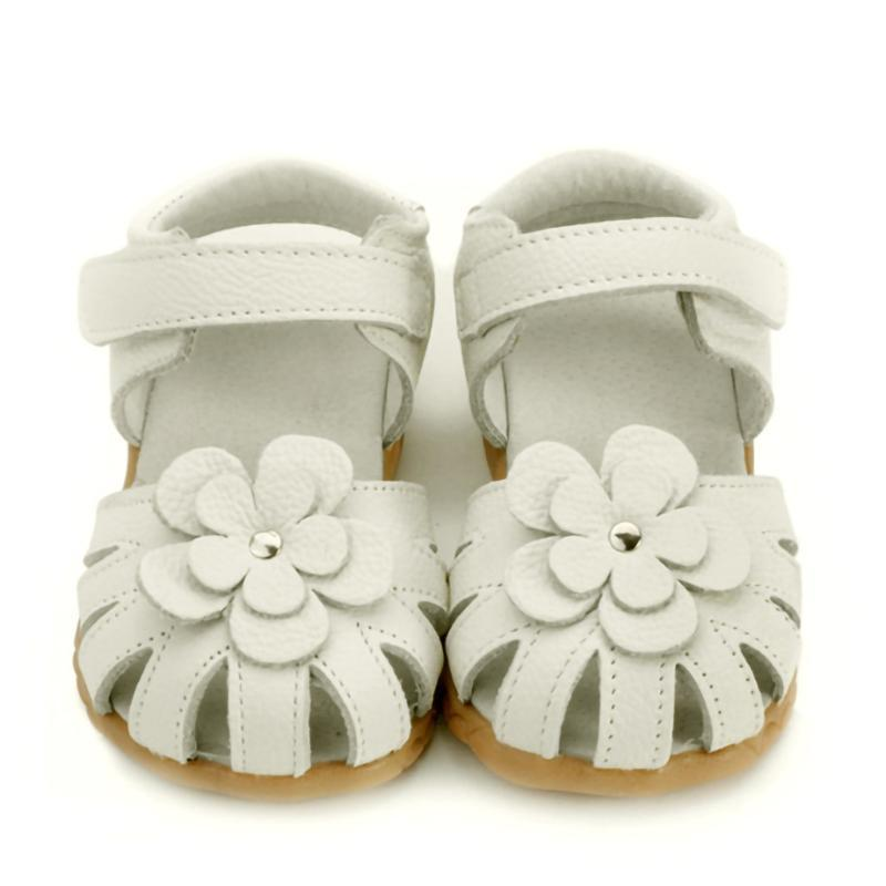 TELOTUNY sandalet Çocuk Kız Casual Deri Yaz Rahat Nefes Sandalet Plaj Ayakkabı çocuk kız jun6