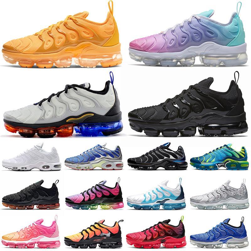 vapor nike air vapormax air max airmax tn plus TN Plus chaussures de course tns hommes femmes chaussures sport sneakers baskets marche jogging