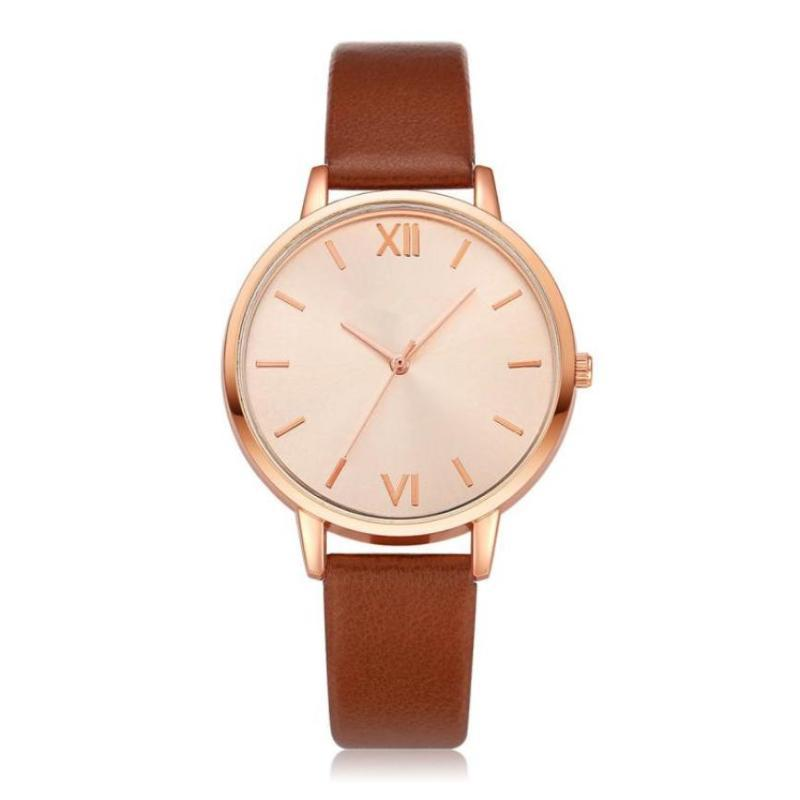 Часы Женские часы Дамы платье Подарок Часы кварцевые Montre Reloj де Pulsera де cuarzo Quarzo Часы 18aug7