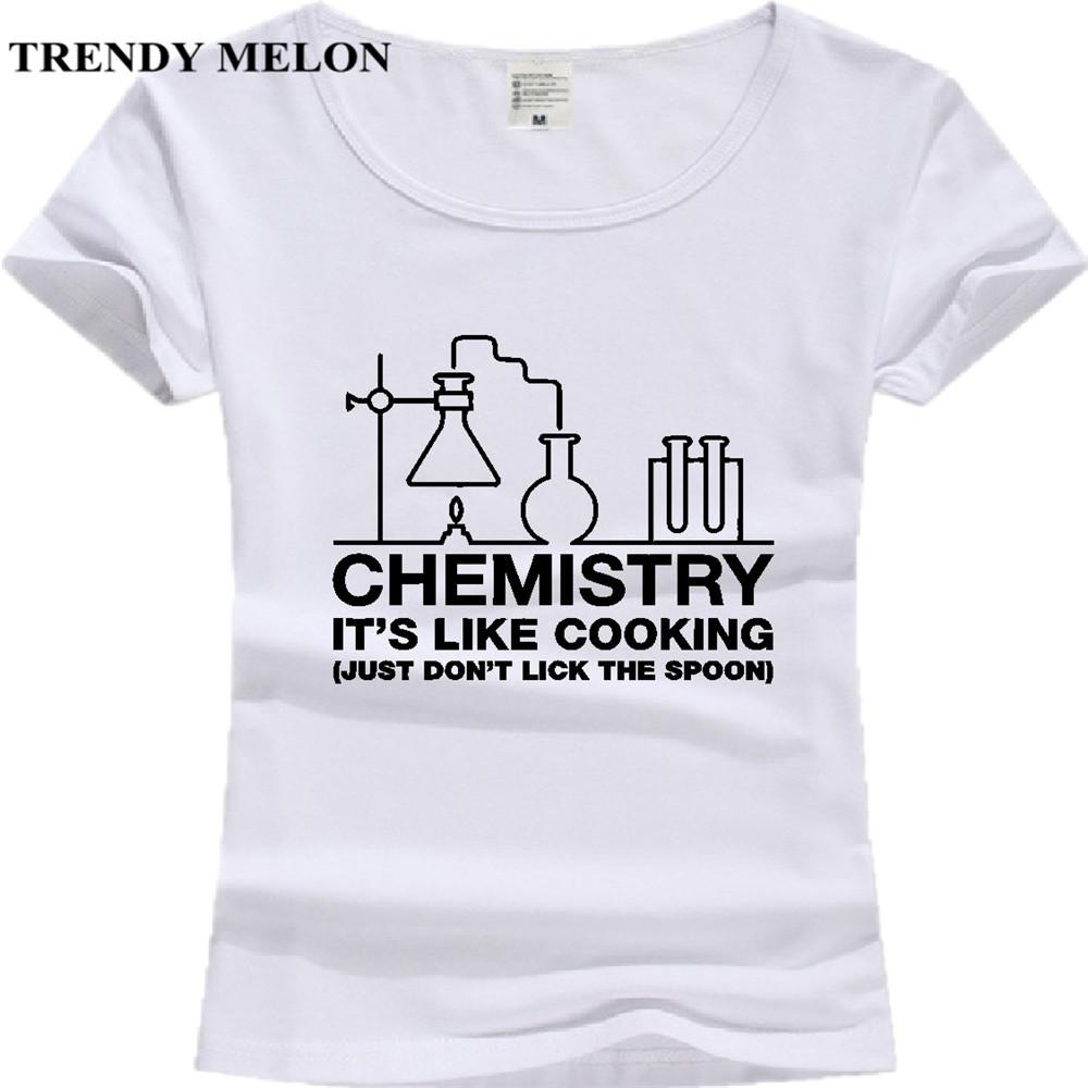 In Prink Chemists Wife Tee Shirt Short Sleeve Shirts