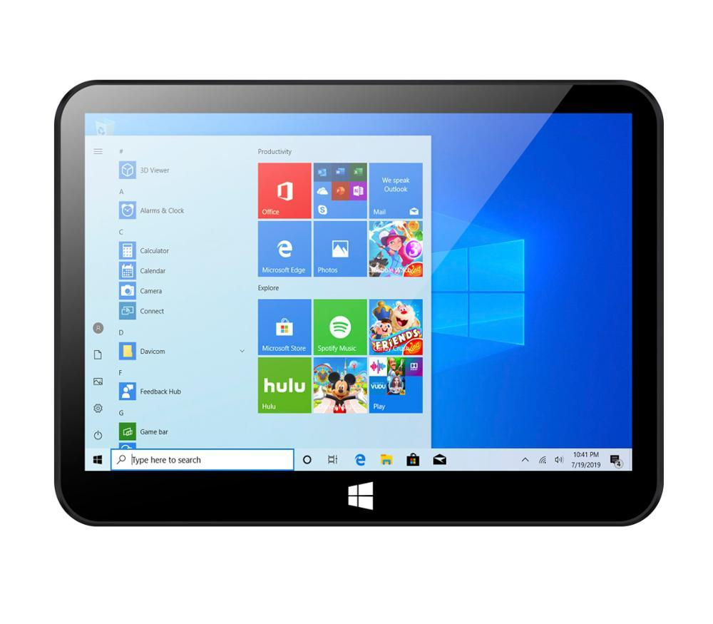 Pipo X11 Mini PC 9 inch PLS 1920*1200 Windows 10 Z8350 Tablet 2G 32G BT4.0 HDMI Wifi RJ45 4USB TV Smart Box Desktop