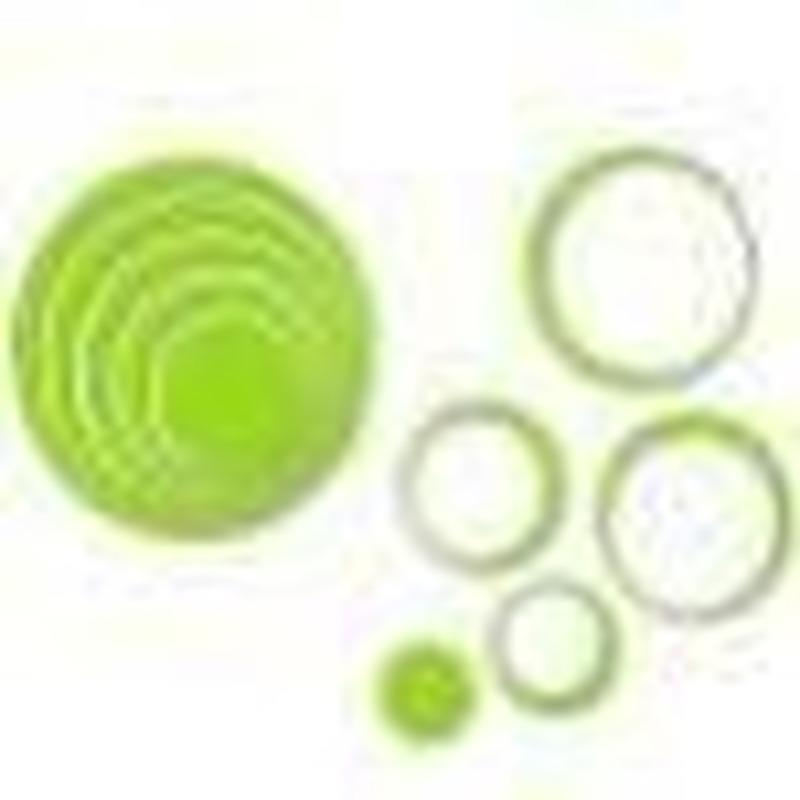 Circles fai da te Adesivi interna Enfants Decorazione Pour Stereo 3D di parete autoadesivi di arte rimovibile De Pared