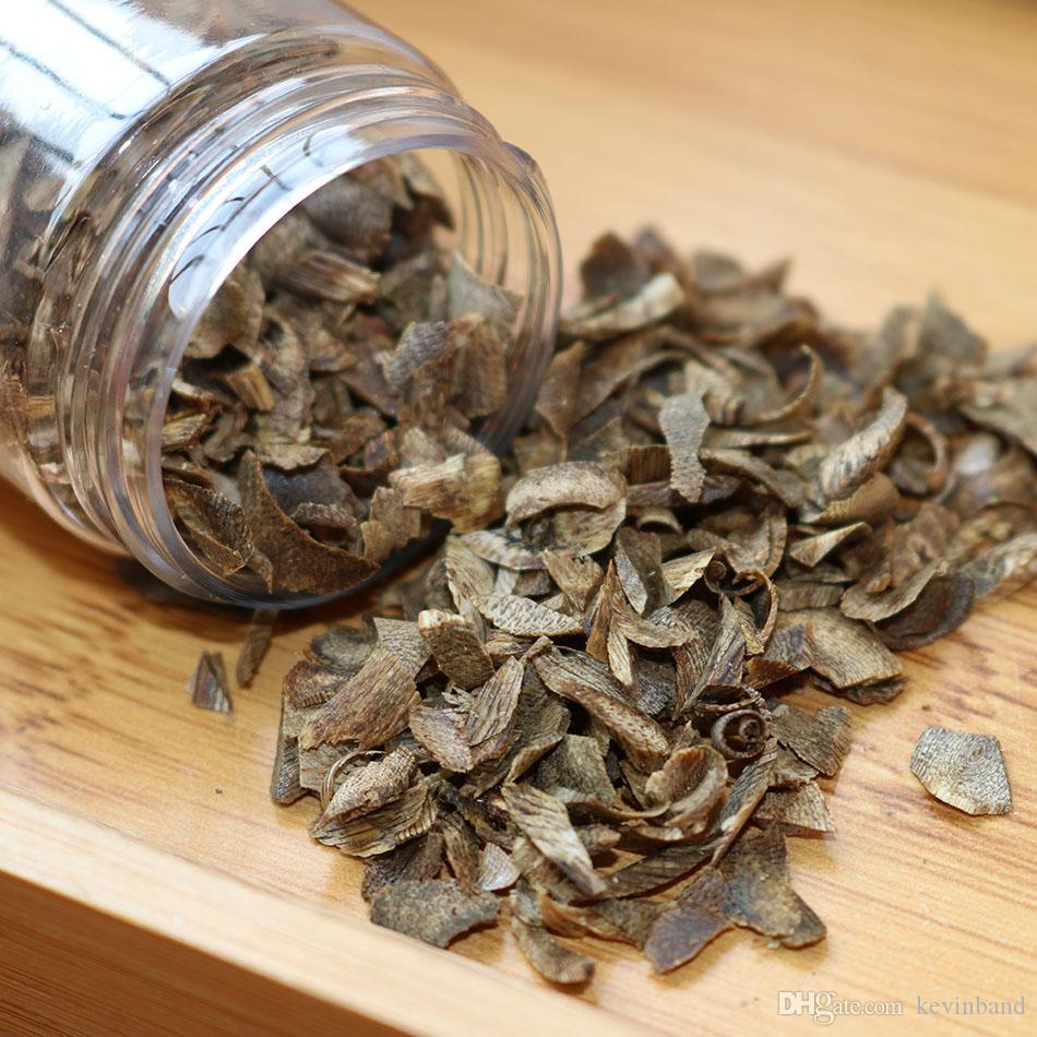 5G / زجاجة أصيلة الصينية الخضراء Kynam العود الخشب شريحة المزروعة النفط كامل المنشأ مقاطعة قوانغدونغ الصينية kyara kinam العطور الطبيعية fragrace