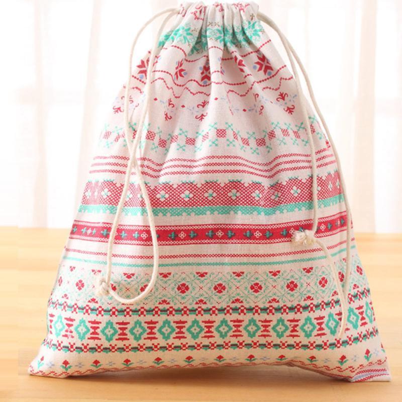 Fashion Easy Bag 3D Printing Travel Softback Women Mochila Drawstring Bag Hot