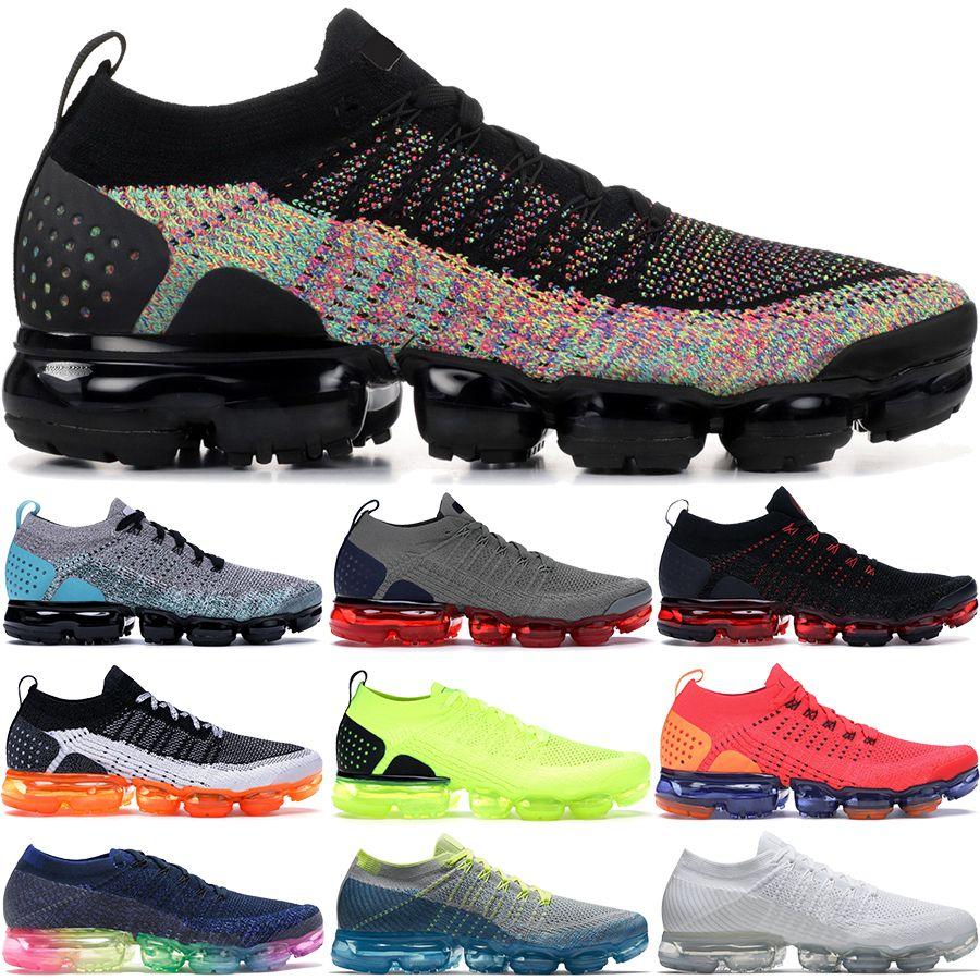 Preto multi cor voar 2.0 1.0 ser verdadeiros homens tênis CNY oreo Triplo White Men mulheres estilista formadores calça as sapatilhas