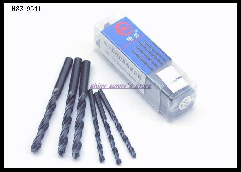 HSS-9341 Hss High Speed Steel 9341 Drill Bit 9/9.5/10/10.5mm Twist Drill Bits Brand New
