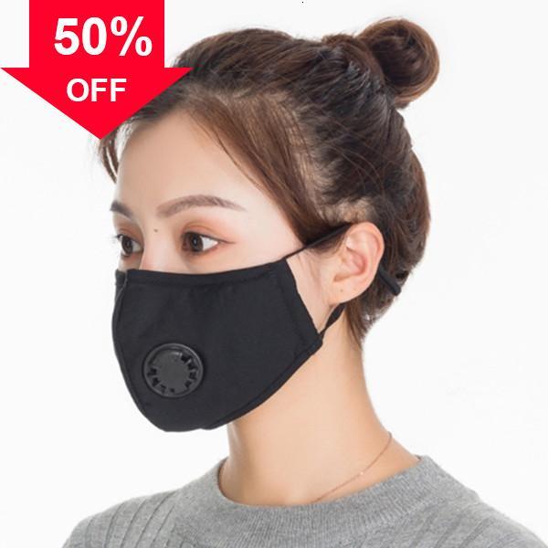ni27x UPS Proof без всяких масок Задержка New Black Губка мальчиков PM2.5 пыли Доставка Face рот Valve