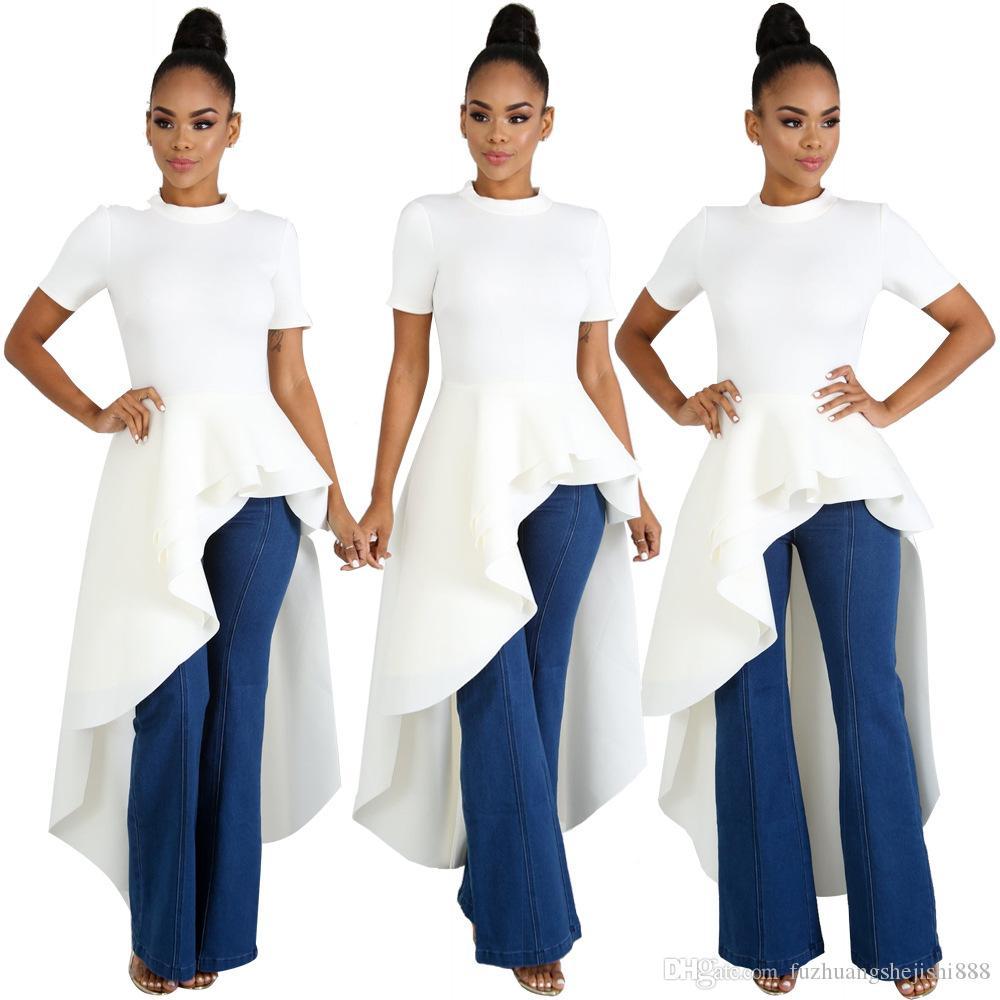 2020 Nouveau Collar Deep Robes femmes robe à manches longues Retro été Sexy Jupe ceinturée robe ceinturée 888