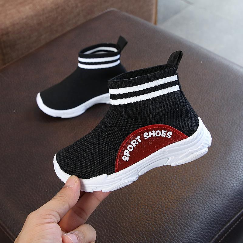 Tennis europea sportiva, speciale in esecuzione bambini calza moda ragazzi ragazze traspiranti scarpe carine di alta qualità per bambini scarpe stivali
