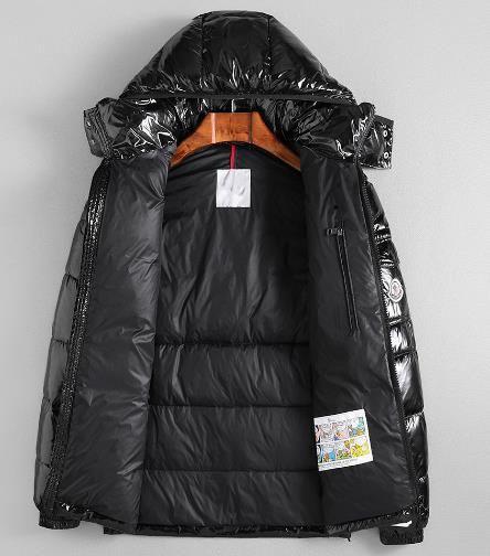 Großhandel Designer Windjacke Plus Mode Größe Wintermantel Jacken Herren Mantel Herbst Outdoor Sport Daunenjacke Luxus Jacke Reißverschluss wvnON8m0