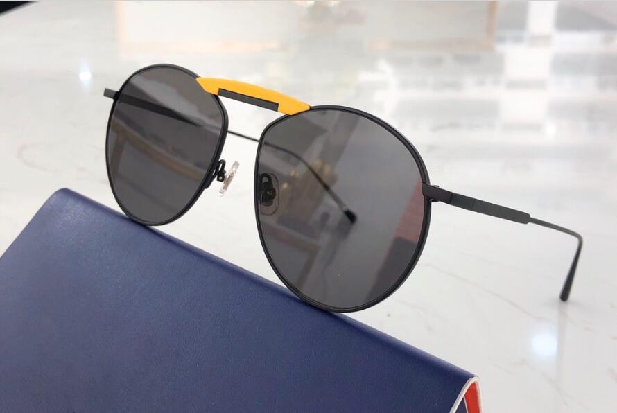 la protection de l'été en plein air de simples hommes de nouveaux hommes BAGUETTE mode féminine populaire UV400 lunettes gros