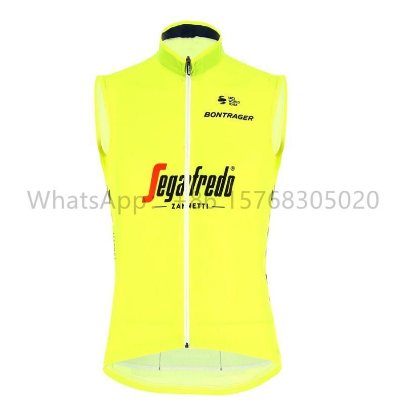 2020 pro team cycling jersey sem mangas dos homens de água à prova de vento repelente bicicleta malha leve e respirável colete de ciclismo