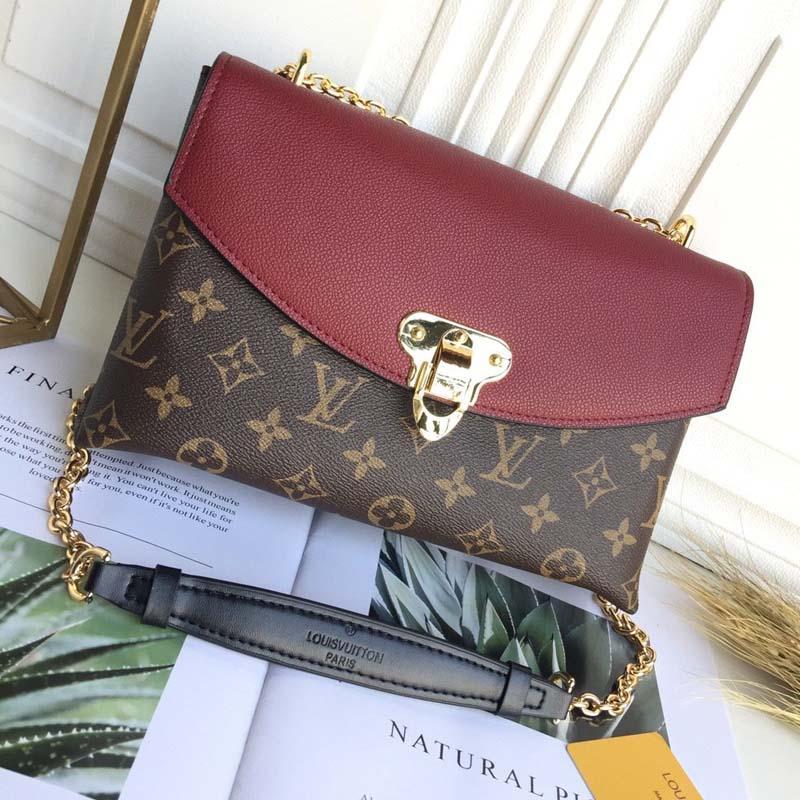 2020 heißen Verkauf klassische Art und Weise Frauen-Designer-Handtasche Luxus edler Atmosphäre hohe Qualität reizend wesentliche Umhängetasche NB: L43713