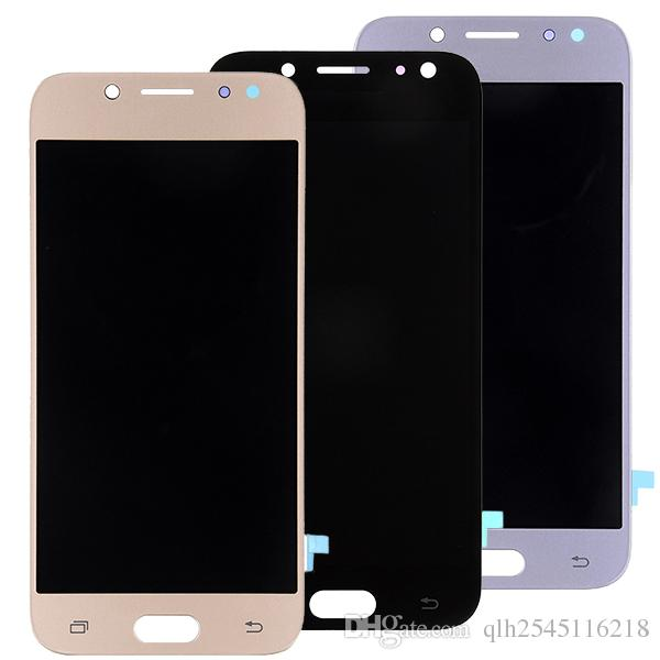 mobile phone lcd For Samsung Galaxy J5 2017 J530 j5 pro LCD Display+Touch Screen Digitizer Assembly SM-J510FN J510M Replacement phone parts