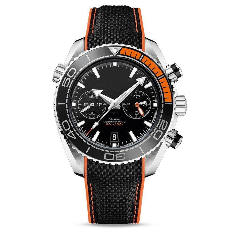 Джеймс Бонд 007 смотреть Планета Океан механических automaitic ограниченным тиражом мужские часы Montre де люкс релох де луйо дайвер кварцевые аккумулятор часы