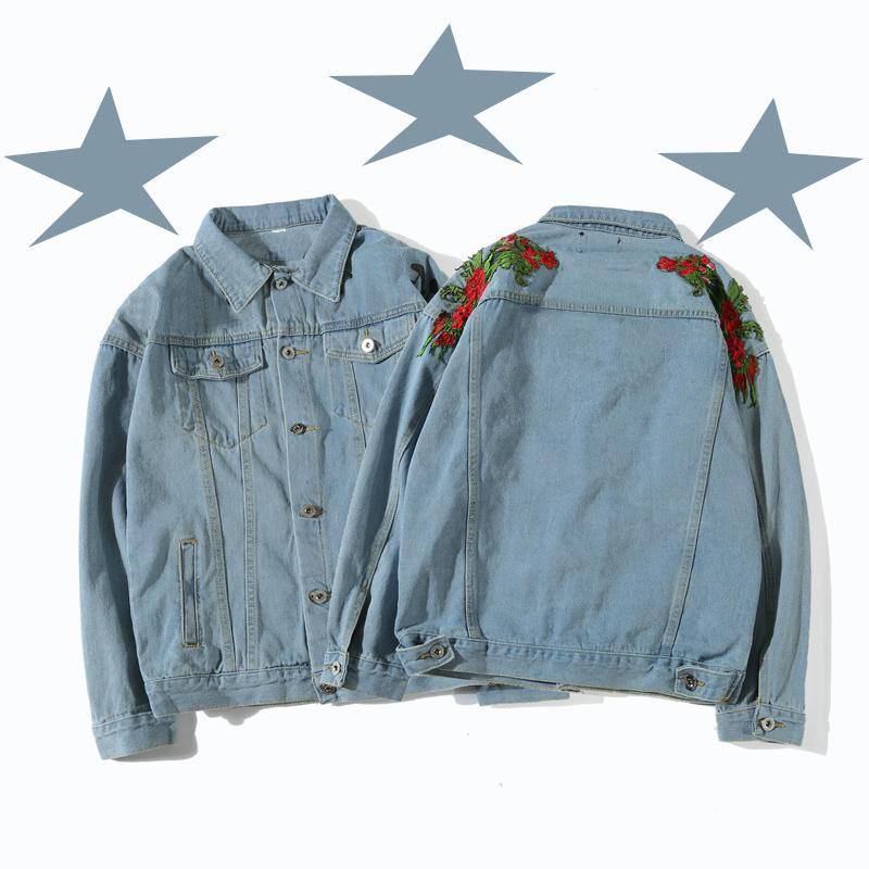 2020 핫 남성의 데님 재킷 패션 자켓 후드 티 슬림 오토바이 인과 남성과 여성 데님 코트 힙합 스타일 데님 자켓