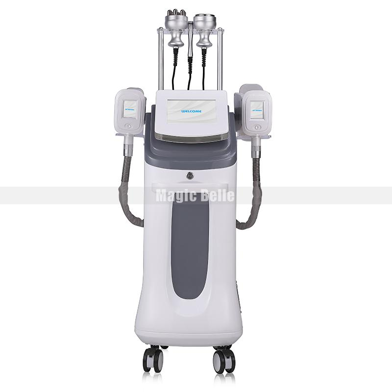 الأكثر مبيعا ترقية الدهون تجميد العلاج بالتبريد آلة 6 في 1 40K تشكيل الجسم التجويف آلة مع أفضل الآثار