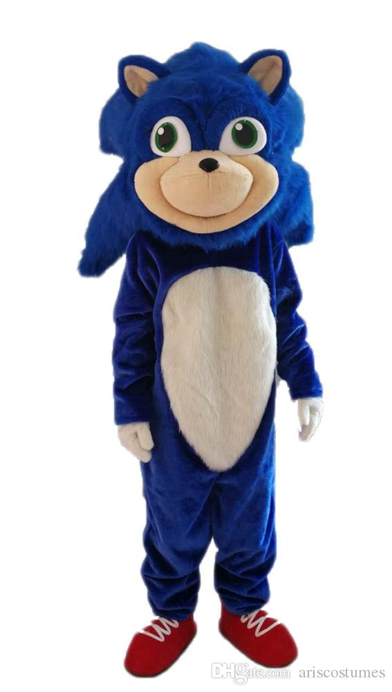 Adult 2019 New Sonic X Hedgehog Costume Deguisement Mascotte Funny Cartoon Mascot For Party Buy Mascots Online Character Design Arismascots Buy A Mascot Costume Mascot Character Costumes From Ariscostumes 182 75 Dhgate Com