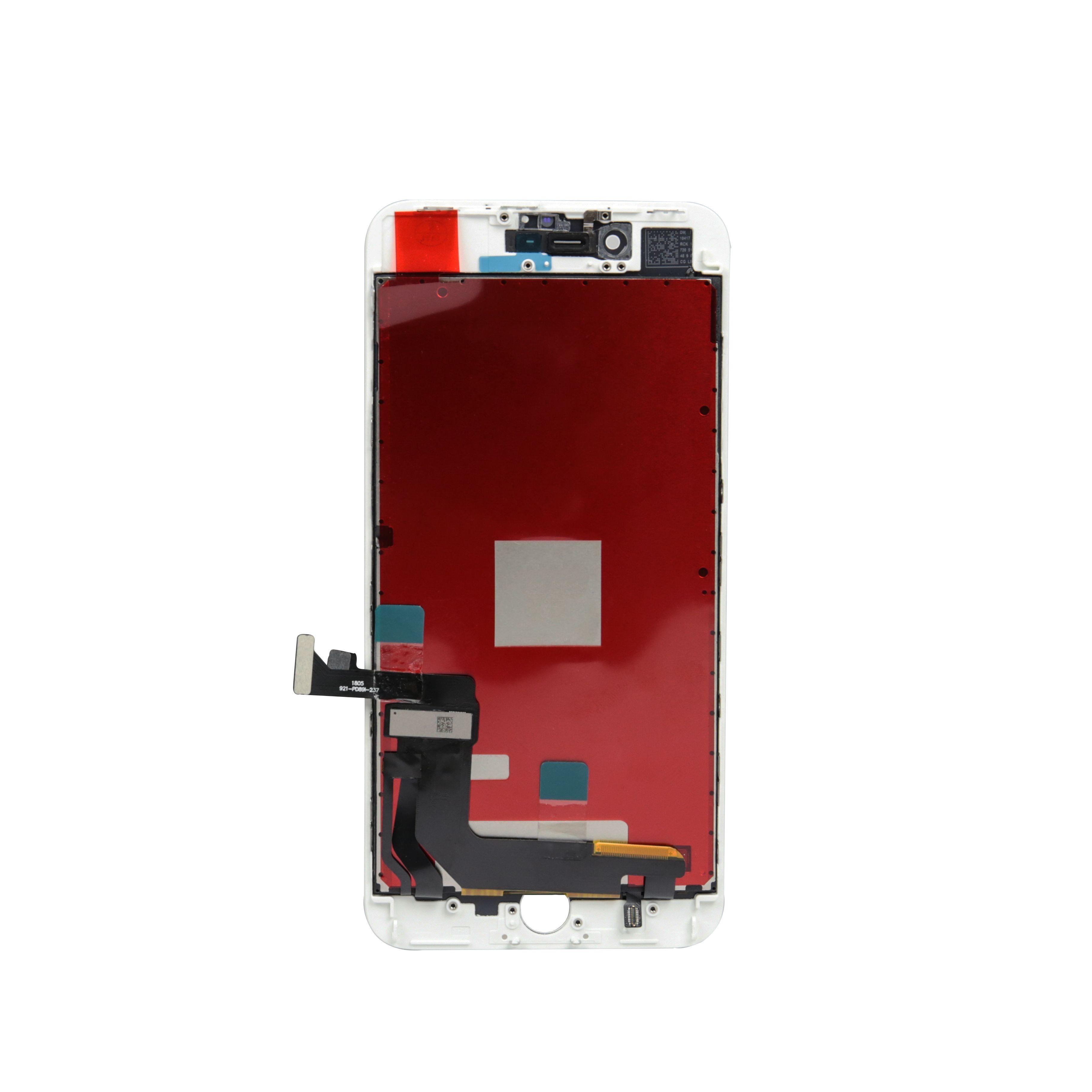 LCD ESR haut de gamme pour iPhone 8 plus FSA Mieux brigtness Sight Angle écran plein avec Easy Remplacer garantie par DHL Envoi gratuit