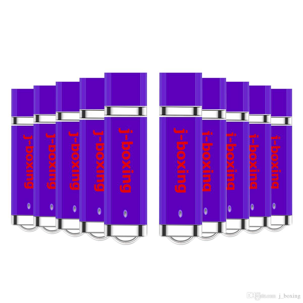 Free Shipping Bulk 10PCS 1GB Lighter Model USB 2.0 Flash Drives Rectangle Pen Drives for PC Laptop USB Memory Stick Thumb Storage Colorful