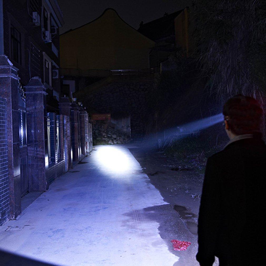 10000 Lumens Cob Led Headlamp Usb Charging Headlight Tactical 4-Mode Bicycle Flashlight Hunting Head Light