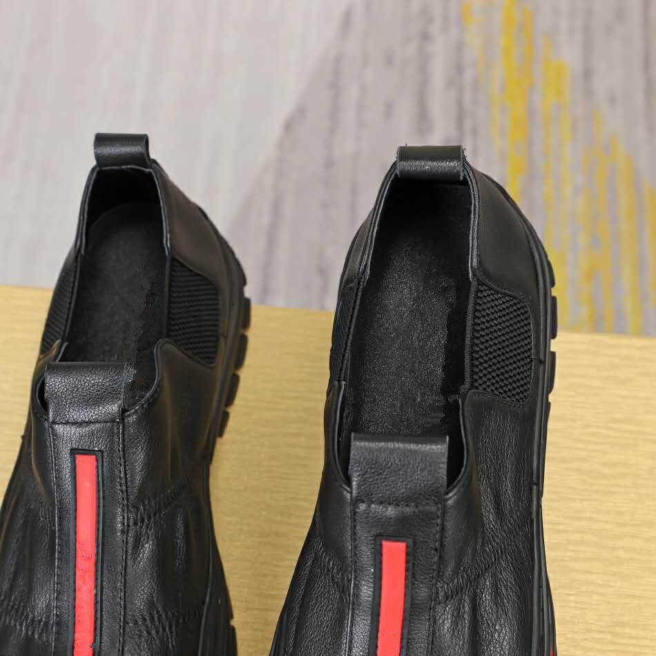 2020 новые ботинки импортированы первый слой коровього материала верхней технологии для создания резинового спорта и отдыха стиля подошвы WEA
