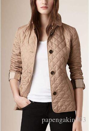 Klassische Frauen Diamant Jacke Blazer England Designer Solid London Brit Brit Choats Winter Einreiher Slim Oberbekleidung Britische Kleidung Schwarz