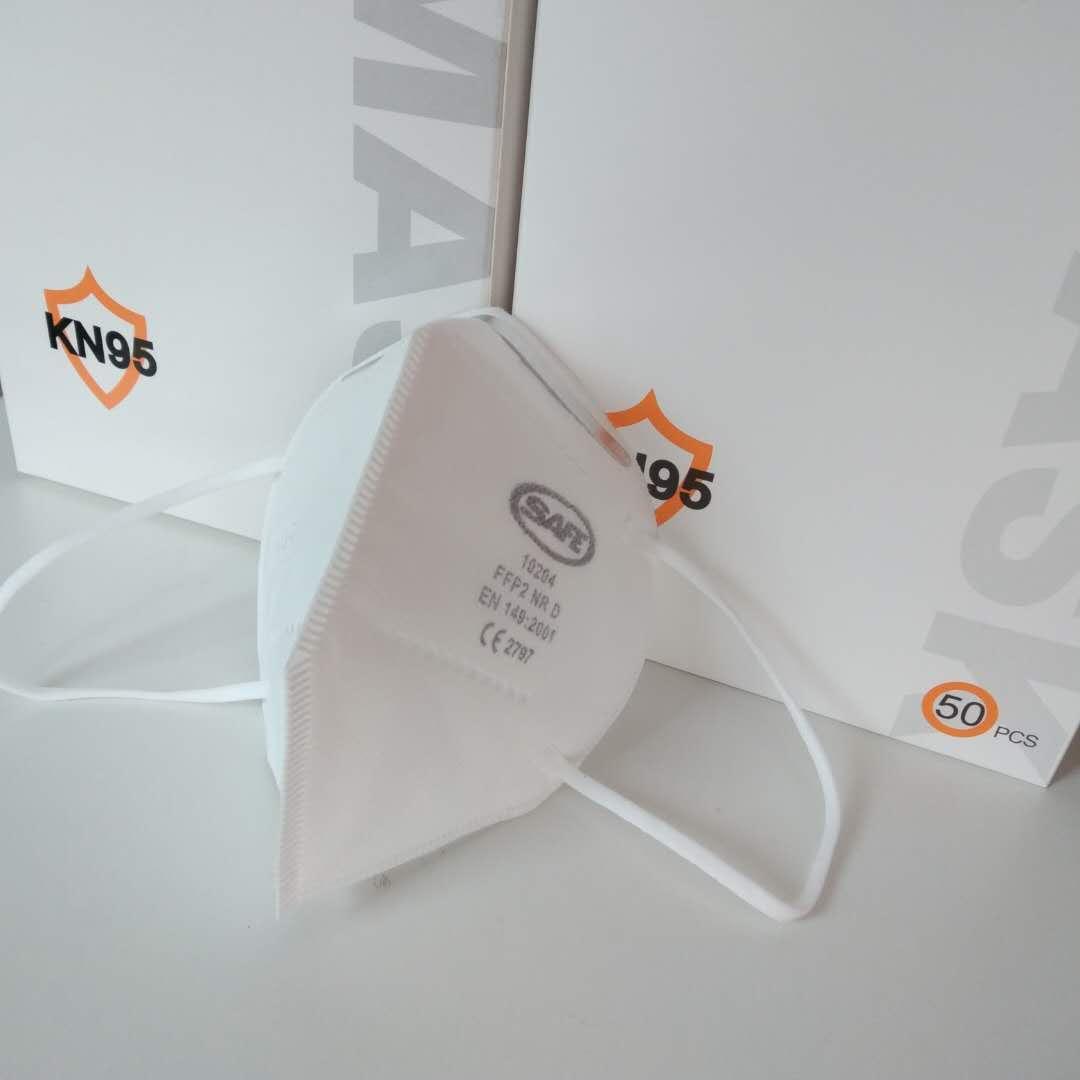 Masque anti-poussière respiration Kn95 visage pour Activités de plein air