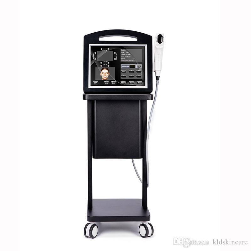 2020 4d 3D HIFU cartucce professionali viso e corpo Attrezzature per lifting corpo dimagranti