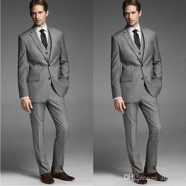 Erkek takım elbise erkek rahat moda rahat takım elbise üç parçalı takım elbise (ceket + pantolon + yelek) erkek iş ofis elbise özel